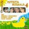 Muzica Dance - CUTIUTA MUZICALA 4 (CD) SIGILAT!!!