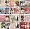 Album 100 Invitatii PSD Nunti  ( Wedding Template )