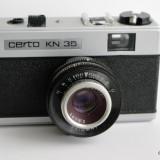 Certo KN 35, RF (Rangefinder), Mic