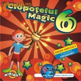 Muzica Dance - CLOPOTELUL MAGIC vol.6 (CD) SIGILAT!!!