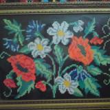 Tapiterie Goblen - Goblen cu flori 2