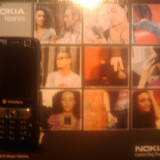 Telefon Nokia, Negru, Neblocat, Clasic, Symbian OS, 240x320 pixeli (QVGA) - Vand Nokia N73 Music Edition