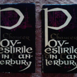 G.Chaucer-Povestirile din Canterbury- vol;1si2
