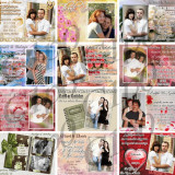 Software Editare video - Album 100 Invitatii PSD Nunti ( Wedding Template )
