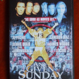 Film Colectie - FILM / DVD ''ANY GIVEN SUNDAY '' (viorel)