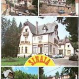 CP208-11 Sinaia -carte postala circulata 1988 -starea care se vede
