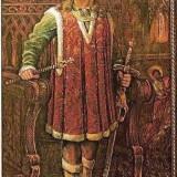 CP208-97 Stefan cel Mare, Domnul Moldovei (1457-1504) -carte postala necirculata -starea care se vede