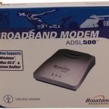 LOT 10x Modem ADSL Binatone ADSL 500 NOU! - Router