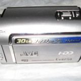 Camera video JVC gz-mg330he, Hard Disk