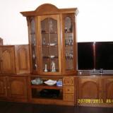 Mobila living - Biblioteca stejar