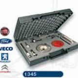 Kit blocatori distributie ptr. vehiculele comerciale cu motoare Multijet 2.2-2.3-3.0/FIAT Ducato, IVECO Daily, FORD Transit Van, PEUGEOT Boxer, CITROEN - Kit distributie