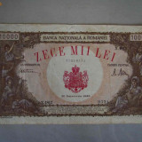 Bancnota 10000 lei 20 decembrie 1945/1