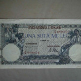 Bancnota 100000 lei 20 decembrie 1946
