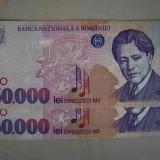 Bancnota 50000 lei 1996