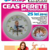 Ceas de Perete - CADOURI PERSONALIZATE