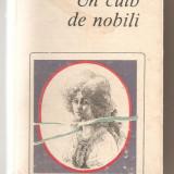 (C577) UN CUIB DE NOBILI DE I. S. TURGHENIEV