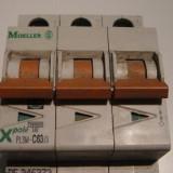 Siguranta automata tripolara 3 module 63A Moeller