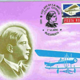 Ilustrata maxima aviatie - primul avion cu reactie Henri Coanda