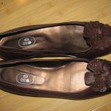Pantofi dama - masura mare, Coffee