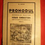 Carti bisericesti - G.Cucu - Prohodul - Ed.IIa -1938