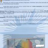 BANCNOTA 2000 LEI ECLIPSA SERIE LIMITATA BNR