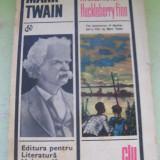 Carte educativa - AVENTURILE LUI HUCKLEBERRY FINN MARK TWAIN