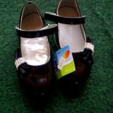 Papuci pt fetite - Papuci copii, Greige