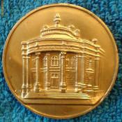 MORGA VECHE, MINA  MINOVICI ,INSTITUTUL DE MEDICINA LEGALA,VECHEA CLADIRE,AL II LEA CONGRES DE MEDICINA LEGALA IML 1892- 1992 , foto
