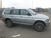 Dezmembrez Mitsubishi Pajero Sport 2002 foto