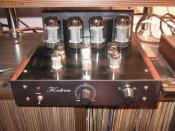 amplificator pe lampi/tuburi foto