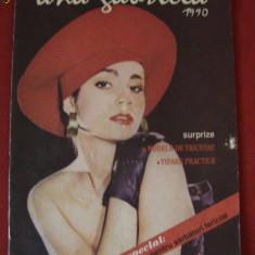 ANA GABRIELA - REVISTA DE MODA NR. 2/1990 - Revista moda