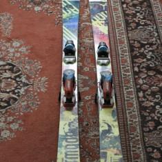 Pachet ski+legaturi+clapari - Set ski