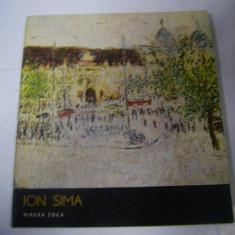 Ion SIMA (album de pictura) - Album Pictura