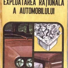 EXPLOATAREA RATIONALA A AUTOMOBILULUI de MIHAIL STRATULAT