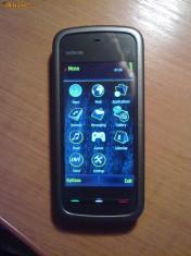 Telefon mobil Nokia 5230, Negru, Neblocat - Vand Nokia 5230