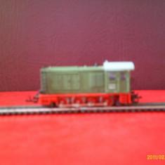 Locomotiva model TT diesel-hidraulica tip LDH - Macheta Feroviara