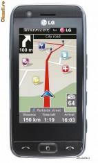 Telefon LG, Neblocat, Touchscreen, 16 M - Vand sau schimb(IN SPECIAL CU NOKIA SI BB) LG GT505 APROAPE NOU