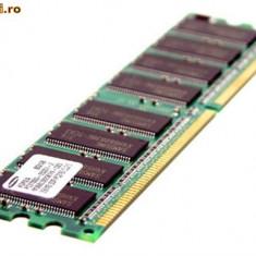 Memorie RAM 512Mb DDR1 266Mhz PC2100 Non-ECC 184pini DDR Desktop DIMM [sau orice alta memorie]