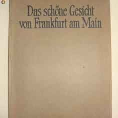 DAS SCHONE GESICHT VON FRANKFURT AM MAIN {1924} - Carte Fotografie