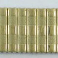 Bratara metalica elastica anii '70 - Curea ceas din metal