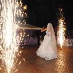 Superba rochie mireasa VERA SPOSA -model LAURA - Rochie de mireasa printesa