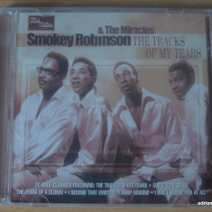 Smokey Robinson and The Miracles - The Tracks Of My Tears - Muzica Blues universal records