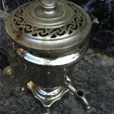 Metal/Fonta - Samovar pt decor