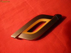 Bricheta Zippo - Bricheta marca ADM, 9x3, 1x1 cm