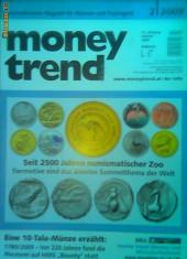 Money Trend - Revista lunara pt. Monede si Bancnote