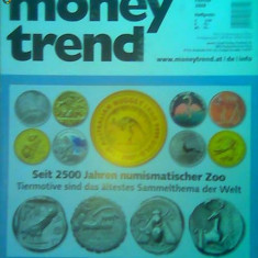 Money Trend - Revista lunara pt. Monede si Bancnote