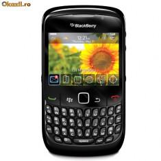 VAND Blackberry curve 8520 negru - Telefon mobil Blackberry 8520