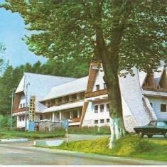 Carti Postale Romania dupa 1918 - CP 211-28 Motelul Ilisesti (jud. Suceava) -necirculata -starea care se vede