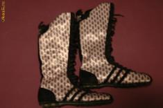 Adidasi dama, Marime: 38, Negru - Adidasi inalti Adidas pentru dame