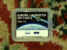 GPS - Sd card peugeot 2012